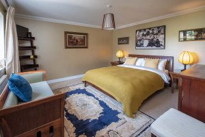 Kingsize suite with en suite
