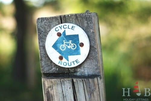 Mottistone to Compton Cycle Trail