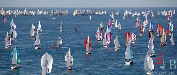 Round the Island race 2020
