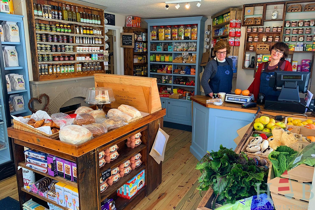 Seaview Village Community Shop