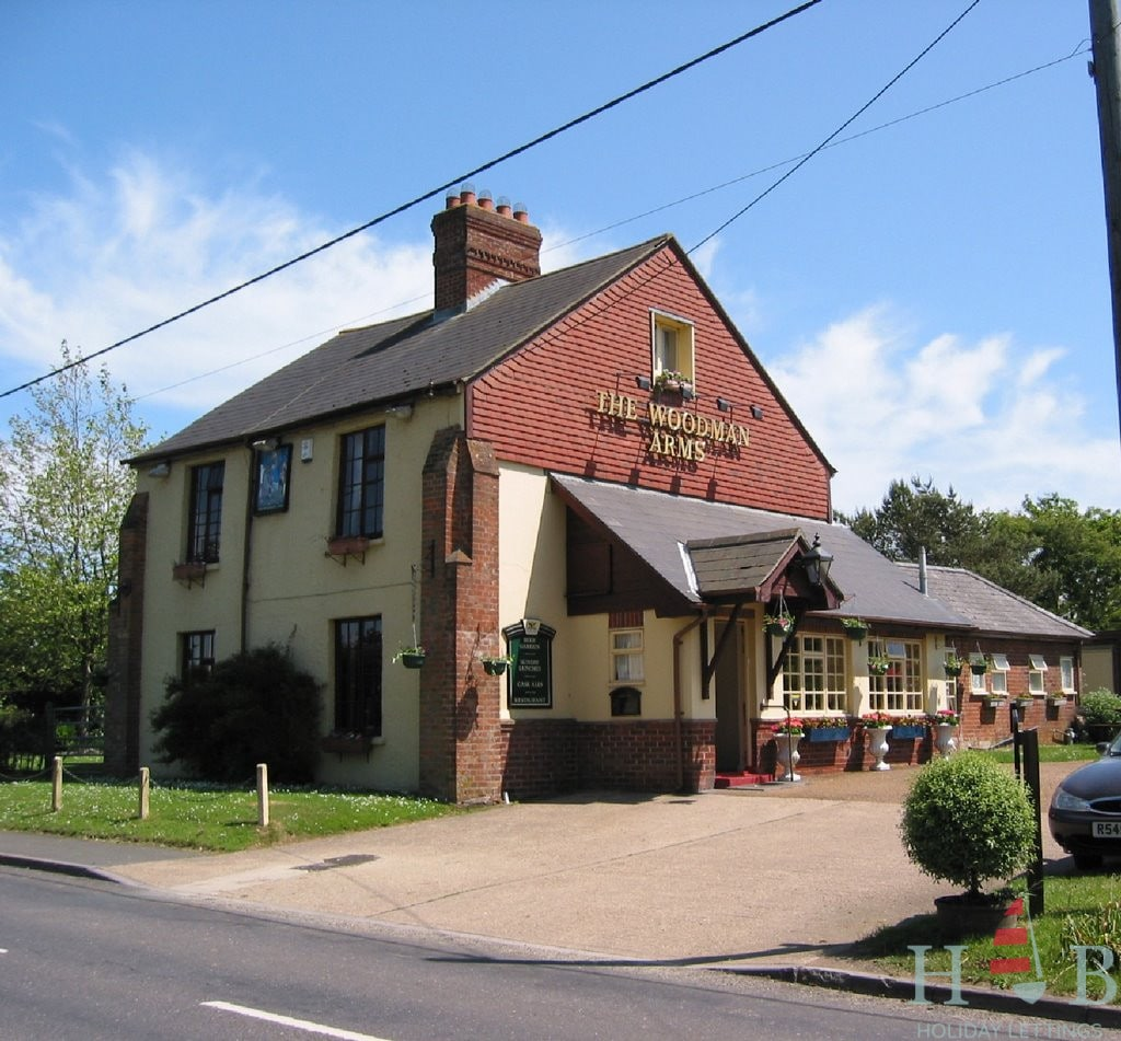 The Woodmans Arms