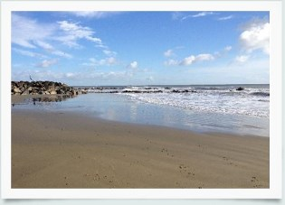 Bonchurch Beach
