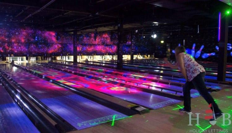 Ryde Superbowl & Laser Quest