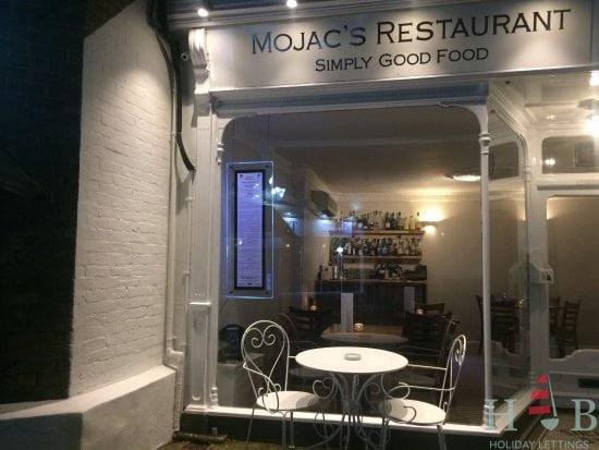 Mojac's