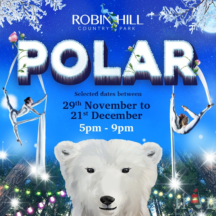 Robin Hill – Polar